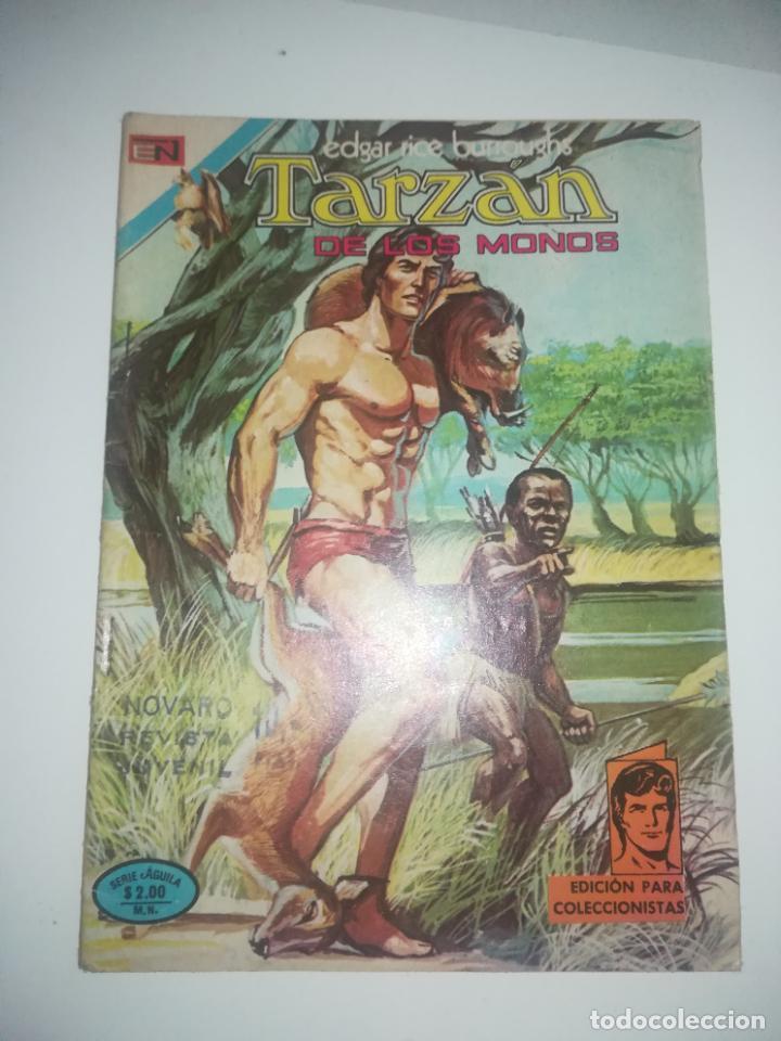TARZAN DE LOS MONOS #441 (Tebeos y Comics - Novaro - Tarzán)