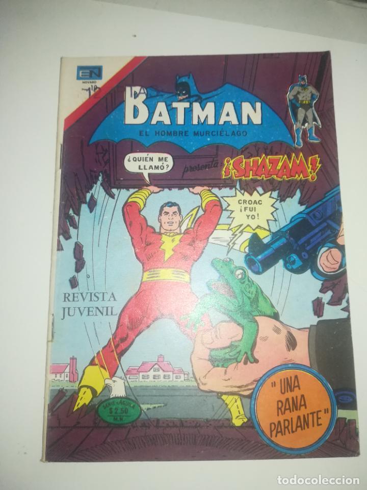 BATMAN #812 (Tebeos y Comics - Novaro - Batman)
