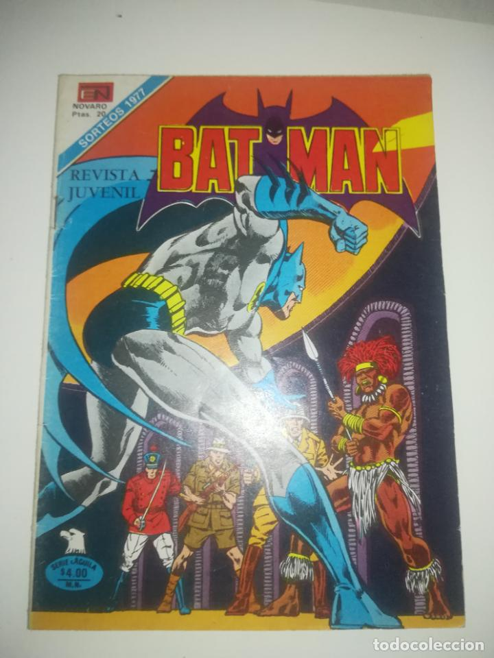 BATMAN #2-917 (Tebeos y Comics - Novaro - Batman)