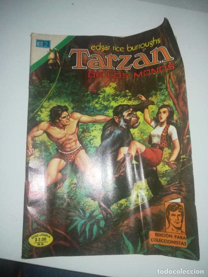 TARZAN DE LOS MONOS #443 (Tebeos y Comics - Novaro - Tarzán)