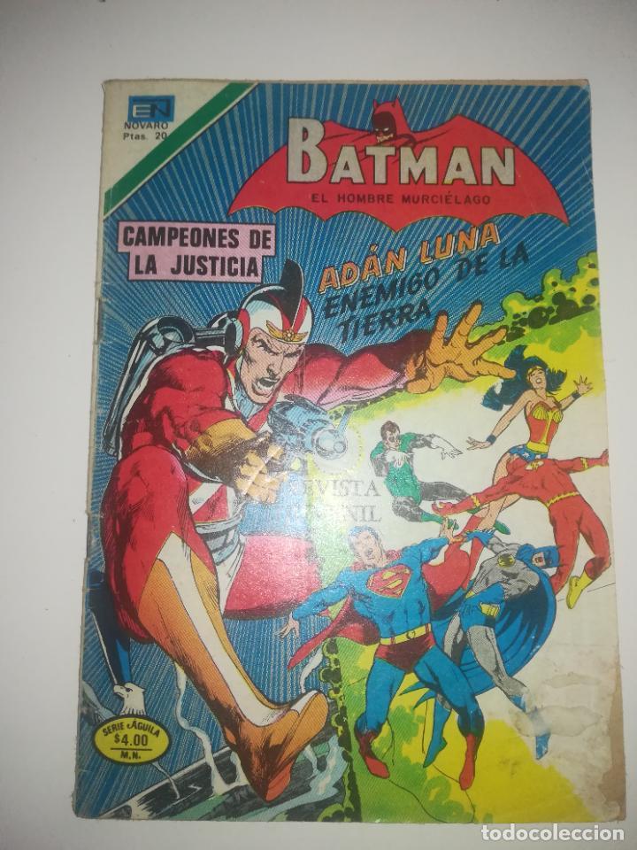 BATMAN #2-954 (Tebeos y Comics - Novaro - Batman)