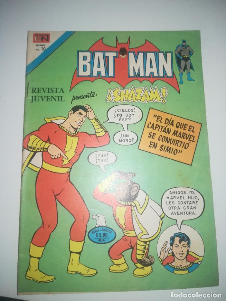 BATMAN #789 (Tebeos y Comics - Novaro - Batman)