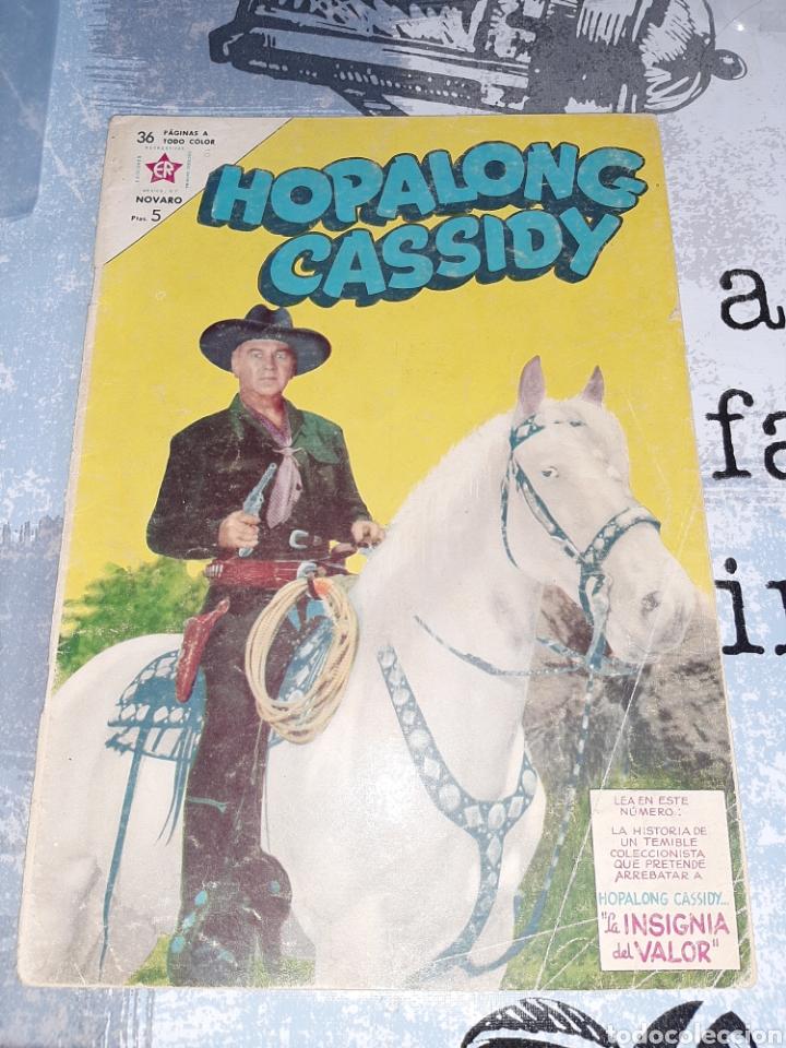 HOPALONG CASSIDY 106, NOVARO 1963 (Tebeos y Comics - Novaro - Hopalong Cassidy)