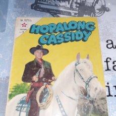 Tebeos: HOPALONG CASSIDY 106, NOVARO 1963. Lote 254488670