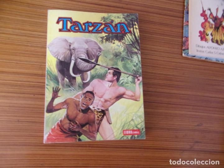 TARZAN Nº XXXVIII EDITA NOVARO (Tebeos y Comics - Novaro - Tarzán)