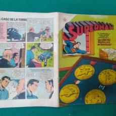 Tebeos: SUPERMAN Nº 87 1 DE NOVIEMBRE DE 1957. . EDITORIAL NOVARO. Lote 254718735