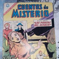 BDs: CUENTOS DE MISTERIO N° 96, NOVARO 1966. Lote 254772950
