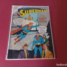 Tebeos: SUPERMAN Nº 131 -NOVARO. Lote 254779165