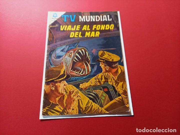 TV MUNDIAL Nº 48 -EXCELENTE ESTADO (Tebeos y Comics - Novaro - Otros)