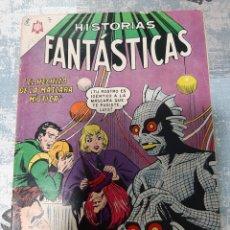 BDs: HISTORIAS FANTÁSTICAS N° 134, NOVARO 1965. Lote 254819390