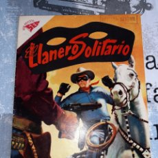 Tebeos: EL LLANERO SOLITARIO N°62 , NOVARO 1958. Lote 254889500