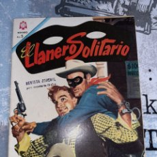 Tebeos: EL LLANERO SOLITARIO N° 155, NOVARO 1966. Lote 254890465