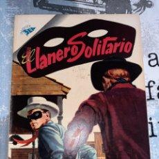 Tebeos: EL LLANERO SOLITARIO N° 40, NOVARO 1956. Lote 254891600