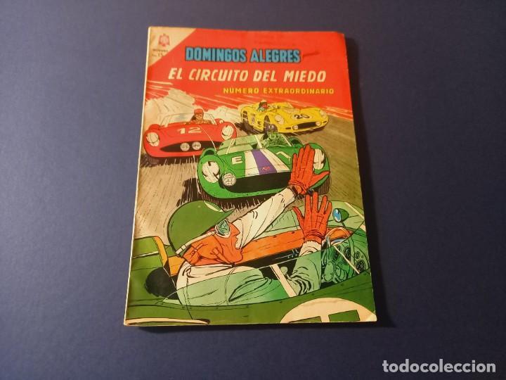 DOMINGOS ALEGRES - EXTRAORDINARIO- Nº 573 NOVARO (Tebeos y Comics - Novaro - Domingos Alegres)