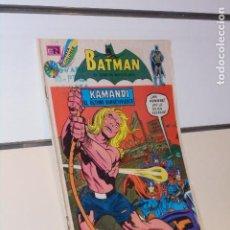 Tebeos: BATMAN EL HOMBRE MURCIELAGO Nº 719 CON KAMANDI EN COLOR - NOVARO. Lote 254954390