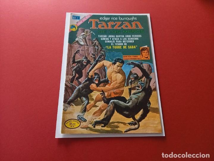 TARZAN Nº 350 - IMPECABLE ESTADO-IMPECCABLE CONDITION (Tebeos y Comics - Novaro - Tarzán)