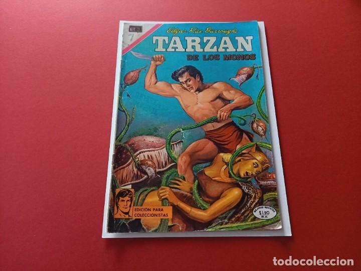 TARZAN Nº 273 - IMPECABLE ESTADO-IMPECCABLE CONDITION (Tebeos y Comics - Novaro - Tarzán)