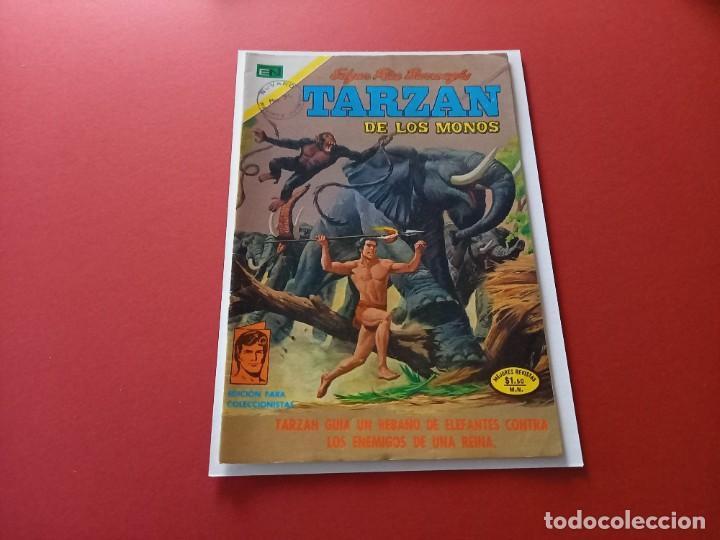 TARZAN Nº 288 - IMPECABLE ESTADO-IMPECCABLE CONDITION (Tebeos y Comics - Novaro - Tarzán)