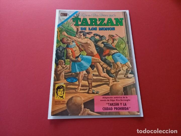 TARZAN Nº 278 - IMPECABLE ESTADO-IMPECCABLE CONDITION (Tebeos y Comics - Novaro - Tarzán)