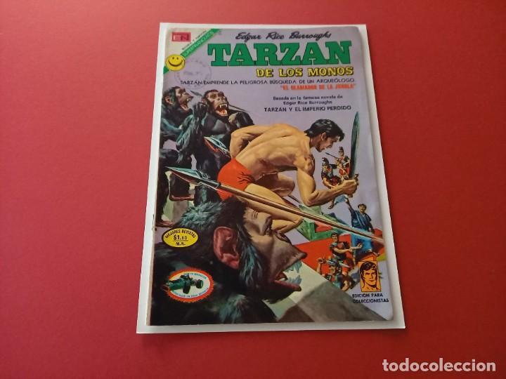 TARZAN Nº 304 - IMPECABLE ESTADO-IMPECCABLE CONDITION (Tebeos y Comics - Novaro - Tarzán)