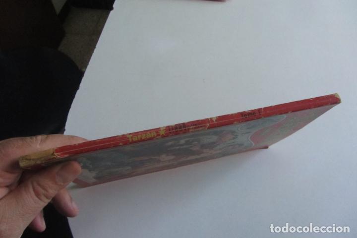 Tebeos: TARZAN LIBRO COMIC TOMO 1 NOVARO ARX90 - Foto 5 - 254994565