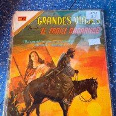Tebeos: NOVARO GRANDES VIAJES NUMERO 141 BUEN ESTADO. Lote 255360015