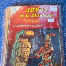 Tebeos: NOVARO JOYAS DE LA MITOLOGIA NUMERO 48 REGULAR ESTADO. Lote 255375065