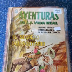 Tebeos: NOVARO AVENTURAS DE LA VIDA REAL NUMERO 120 REGULAR ESTADO. Lote 255375570