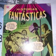 Livros de Banda Desenhada: HISTORIAS FANTÁSTICAS N° 6, NOVARO 1958. Lote 255605280