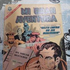 Tebeos: MI GRAN AVENTURA N° 76, NOVARO 1966. Lote 255629090