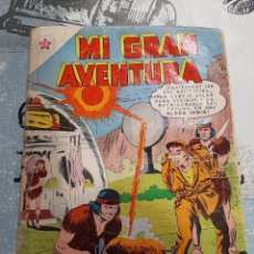 Tebeos: MI GRAN AVENTURA N° 1, NOVARO 1960. Lote 255630615