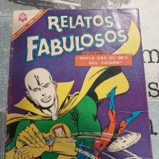 Livros de Banda Desenhada: RELATOS FABULOSOS N° 85, NOVARO 1966. Lote 255633230