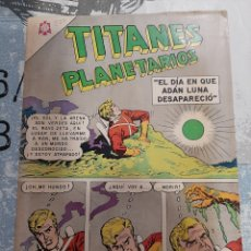 Tebeos: TITANES PLANETARIOS N° 237, NOVARO 1966. Lote 255636140