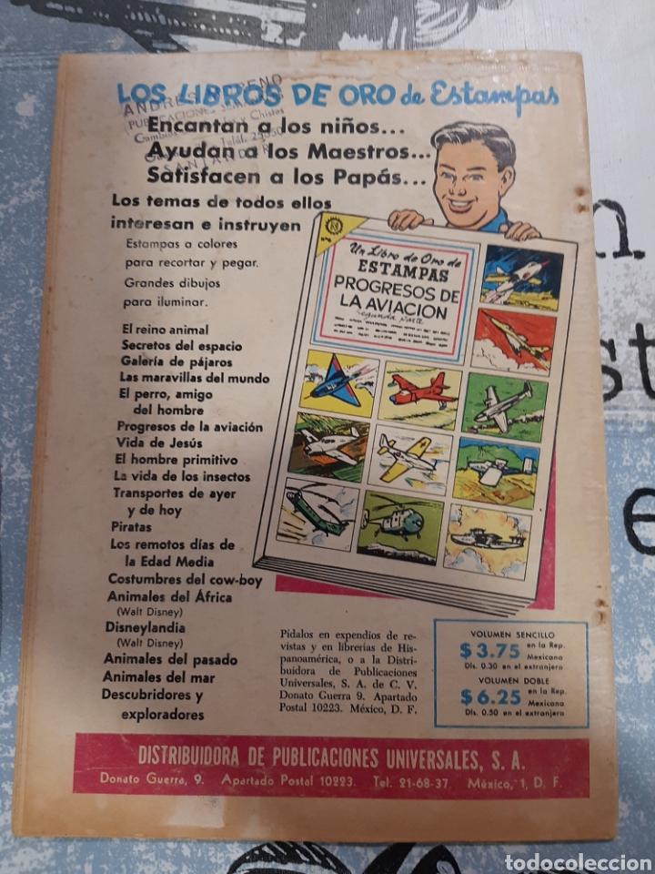Tebeos: Titanes Planetarios n° 81, Novaro 1960 - Foto 2 - 255639570