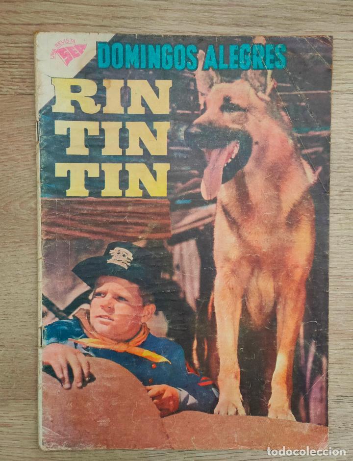 NOVARO. DOMINGOS ALEGRES. RIN TIN TIN. 311. 1960 (Tebeos y Comics - Novaro - Domingos Alegres)