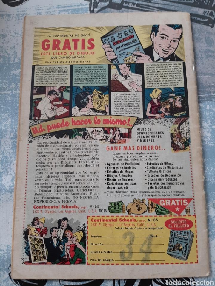 Tebeos: Batman n° 488, Novaro 1969 - Foto 2 - 257285140