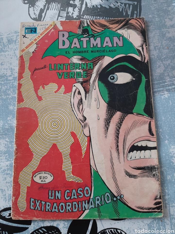 BATMAN N° 488, NOVARO 1969 (Tebeos y Comics - Novaro - Batman)