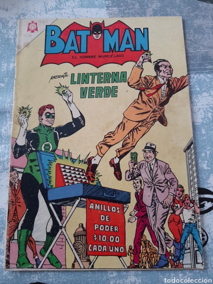 BATMAN N° 283, NOVARO 1965 (Tebeos y Comics - Novaro - Batman)