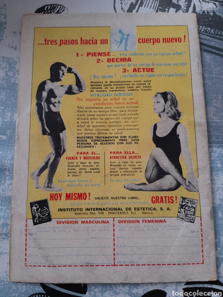 Tebeos: Batman n° 291, Novaro 1964 - Foto 2 - 257287015
