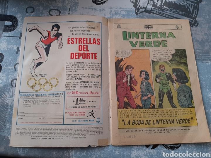 Tebeos: Batman n° 291, Novaro 1964 - Foto 3 - 257287015