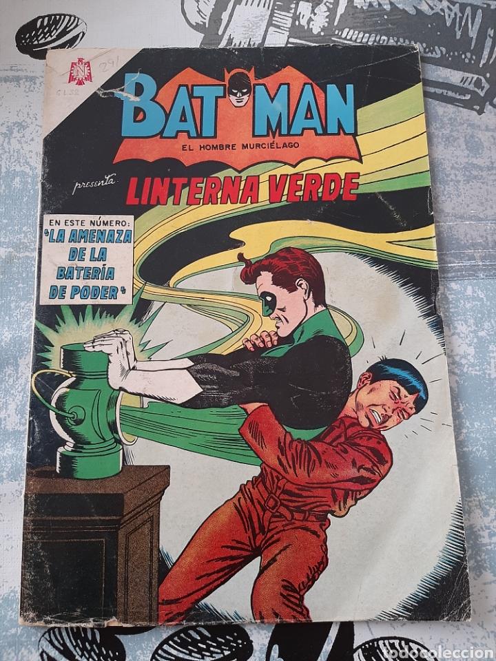 BATMAN N° 291, NOVARO 1964 (Tebeos y Comics - Novaro - Batman)