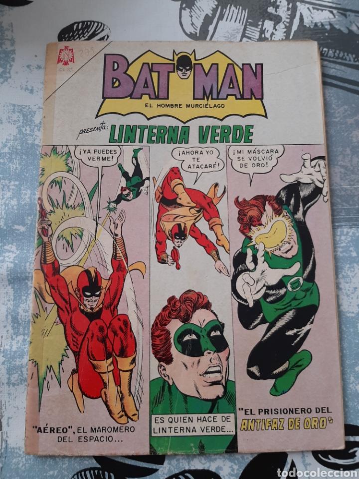 BATMAN N° 279, NOVARO 1965 (Tebeos y Comics - Novaro - Batman)