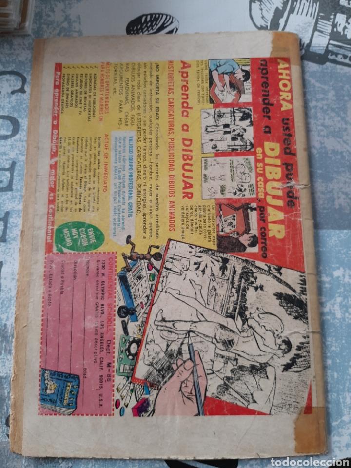 Tebeos: Batman n° 500, Novaro 1969, Campeones de la justicia - Foto 2 - 257311830