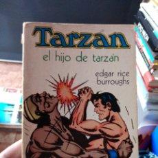 Tebeos: TARZAN EL HIJO DE TARZAN EDGAR RICE BURROUGHS. Lote 155851040