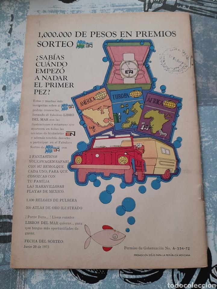 Tebeos: Batman n° 691, Novaro 1973, Kamandi - Foto 2 - 257321025