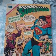 Tebeos: SUPERMAN N° 779, NOVARO 1970. Lote 257322560