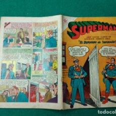 Tebeos: SUPERMAN Nº 151 EDITORIAL NOVARO 10 DE SEPTIEMBRE DE 1958.. Lote 257620650