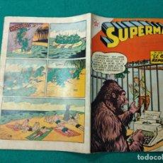 Tebeos: SUPERMAN Nº 161 EDITORIAL NOVARO 19 DE NOVIEMBRE DE 1958.. Lote 257623770