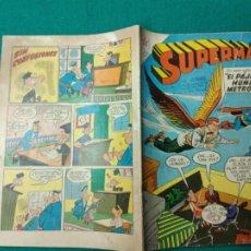 Tebeos: SUPERMAN Nº 173 EDITORIAL NOVARO 11 DE FEBRERO DE 1959.. Lote 257624960