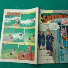 Tebeos: SUPERMAN Nº 113 EDITORIAL NOVARO 1 DE DICIEMBRE DE 1957.. Lote 257630030